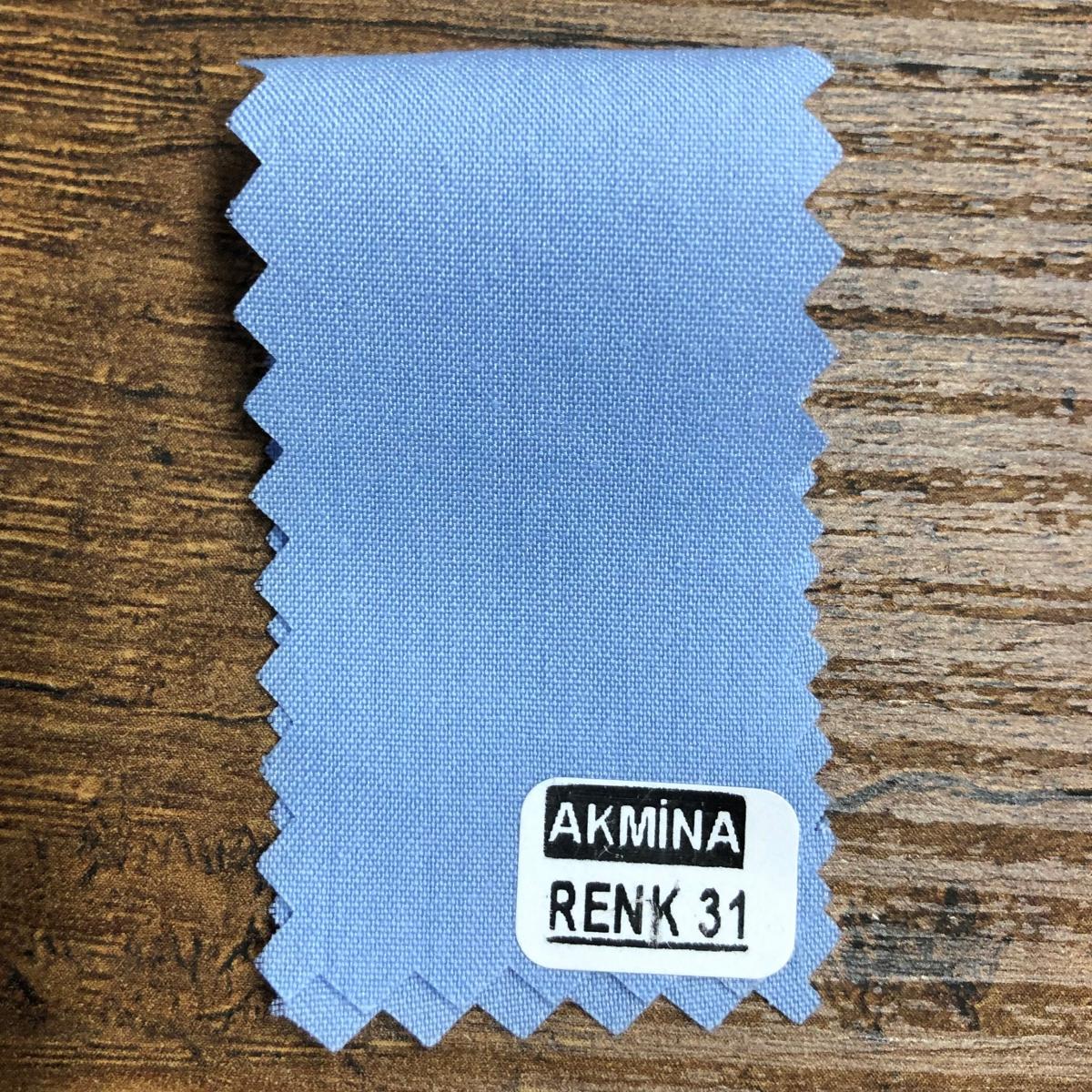 Mavi Renk Tonlari Kumas